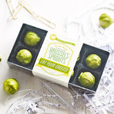 Personalised Corporate Chocolate Brussels Sprouts - corporate gifts