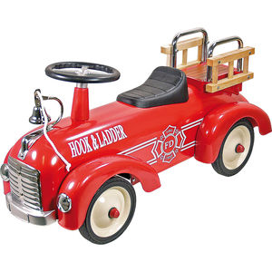 Speedster Fire Engine Ride On - games
