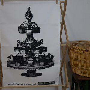 Centrepiece Tea Towel