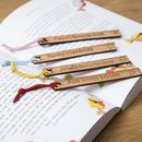 Personalised Bookmarks for Individuals
