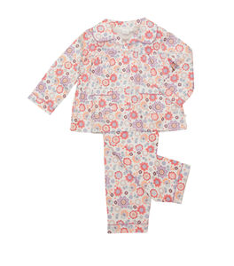 Floral Jersey Traditional Pyjamas - baby & child