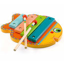 Wooden Colourful Animal Xylophone