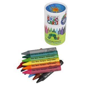 Hungry Caterpillar Crayons