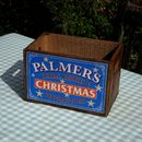Vintage Christmas Decorations Box