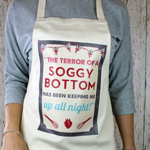 Baking Quote Apron