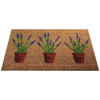 Doormat Country Lavandula By Garden Selections