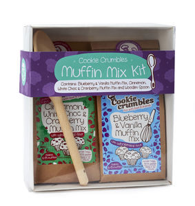Muffin Mix Kit - baking