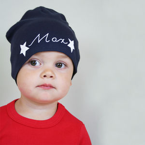 Star Beanie Boys - children's accessories