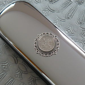 Birthday Coin Glasses Case - glasses cases