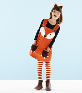 Fox Dress - view all gifts for babies & children