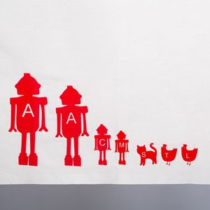 Personalised Teatowel - kitchen linen