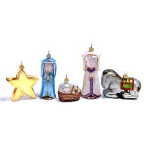 Nativity Away In A Manger
