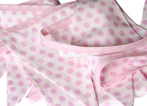 Cotton Bunting - Polka - room decorations