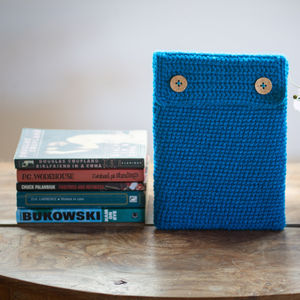 Knitted Case For Tablet iPad Kindle - tech accessories for her
