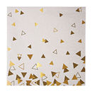 Pop! Gold Sparkle Paper Napkins