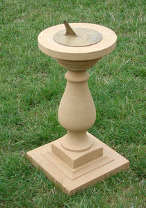 Regency Urn Plinth - art & decorations