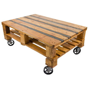 Quinton Pallet Style Coffee Table - furniture