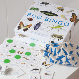 Bug/Bird Bingo - board games & puzzles