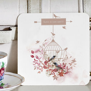 Birdcage Wedding Invitation - invitations
