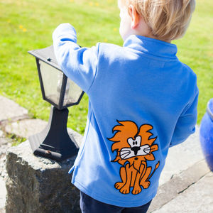 Organic Toasty Top With Lennie The Lion - more