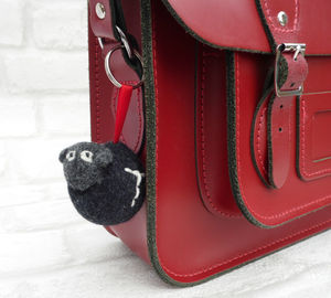 Personalised Sheep Key Ring And Bag Charm - men's accessories