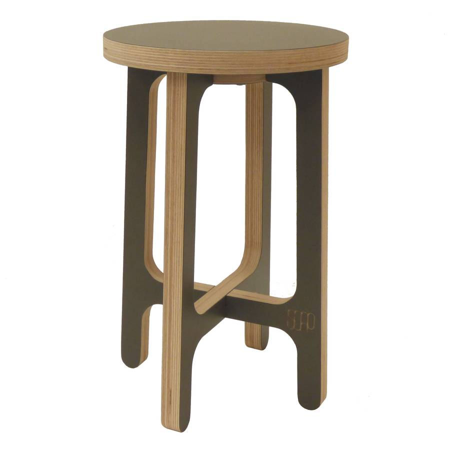 Stool Or Occasional Side Table By Soap Designs