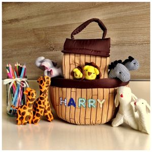 Noah's Ark - traditional toys & games