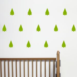 Mini Tree Wall Stickers - children's room