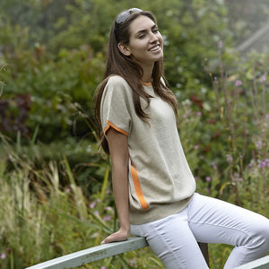 Cashmere Neon Jumper - the autumn edit