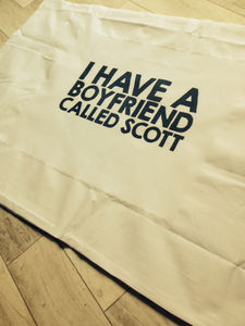 Back To Uni Pillowcase - bedding & accessories