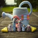 Watering Can Mouse House