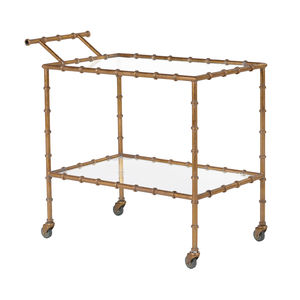 Vintage Style Drinks Trolley - side tables