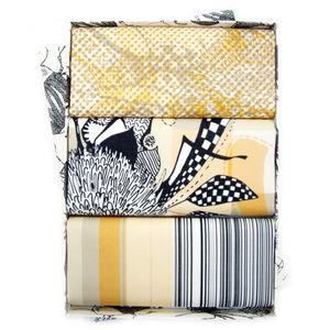 Dandy Lay In Set Of Three Handkerchiefs - handkerchiefs