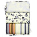 Shoo Fly Set Of Three Handkerchiefs