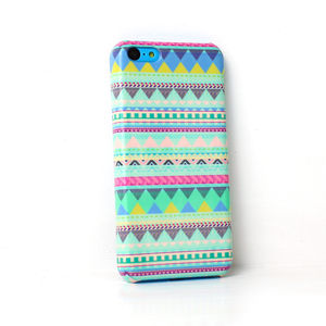 Pastel Tribal Phone Case - fashion