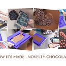 How the chocolates are made