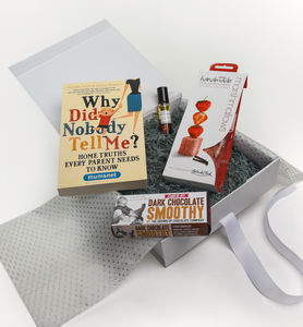 Well Done New Mum Gift Box - health & beauty