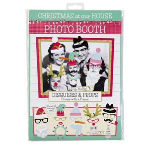 Christmas Photo Booth Set - christmas jumpers & fancy dress