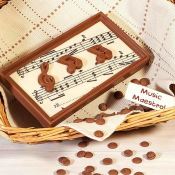 Music Maestro Belgian Milk Chocolate Gift