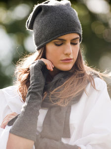 Pure Cashmere Wrist Warmers - gloves
