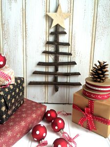 Little Twiglet Hanging Christmas Tree Sale - view all decorations