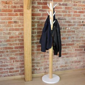 'Flapper' Coat Rack - stands, rails & hanging space