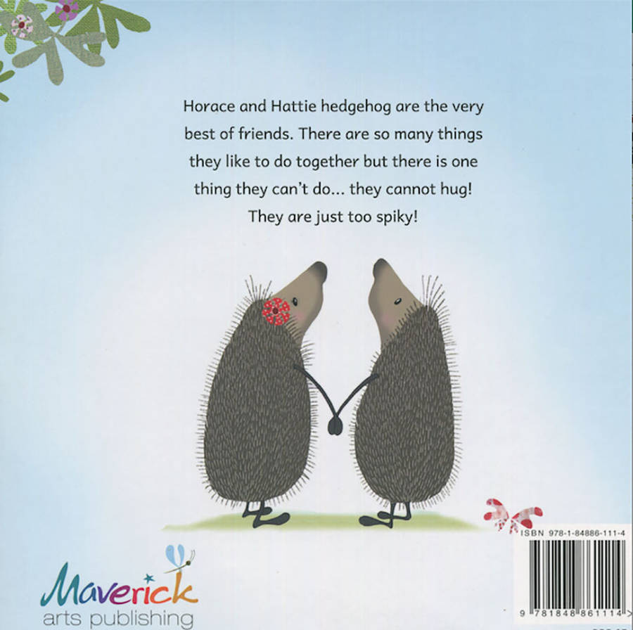 Children S Book Back Cover : Hedgehugs children s story book by fromlucy