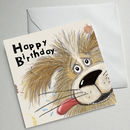 Set Of Five Illustrated Birthday Cards (Birthday Mutt)