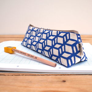 Pencil Case Box Print