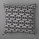 Windmills Cushion Black