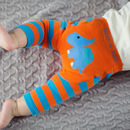 Dinosaur Baby Leggings