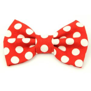 Minnie Dog Bow Tie