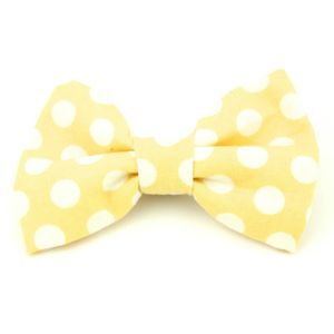 Zoey Dog Bow Tie - pets