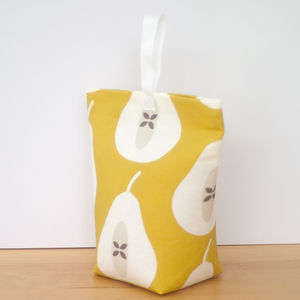 Pear Door Stop - door stops & draught excluders